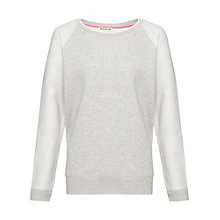 Buy Whistles Charlotte Jumper, Grey Online at johnlewis.com