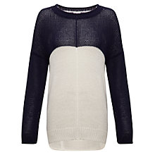 Buy Whistles Jasmine Slouchy Jumper Online at johnlewis.com