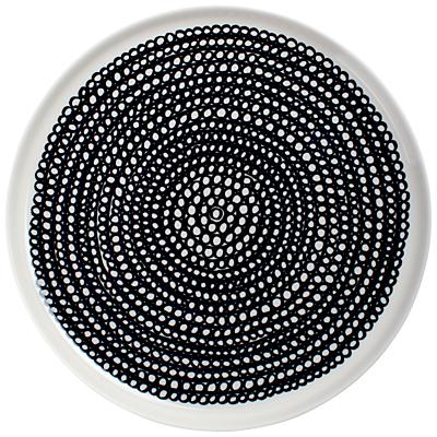 Marimekko Siirtolapuutarha Plate, Dia. 20cm, Multi
