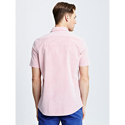 Buy Thomas Pink Ponsoby Stripe Short Sleeve Shirt Online at johnlewis.com
