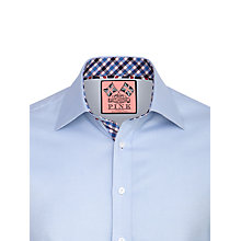 Buy Thomas Pink Applegate Double Button Cuff Shirt Online at johnlewis.com