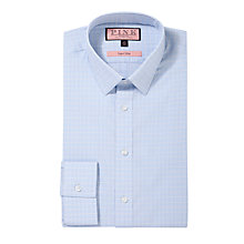 Buy Thomas Pink Benbow Check Long Sleeve Shirt Online at johnlewis.com