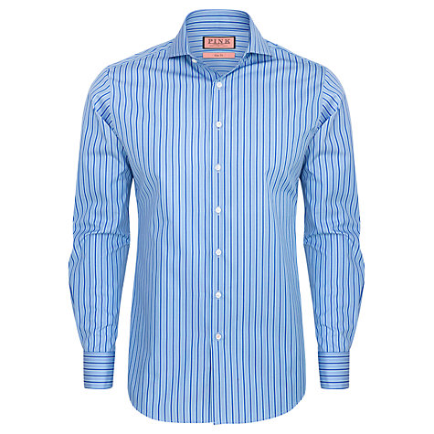 Buy Thomas Pink Phayre Stripe Shirt Online at johnlewis.com