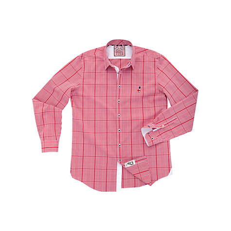 Buy Thomas Pink Pitcher Check Shirt Online at johnlewis.com
