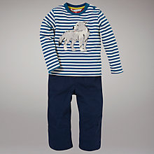 Buy John Lewis Sheepdog T-Shirt and Combat Trousers Online at johnlewis.com
