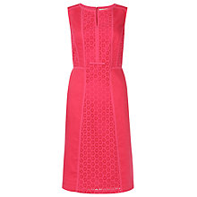 Buy Havren Anglais Shift Dress, Camelia Online at johnlewis.com