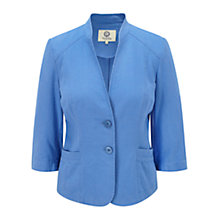 Buy Viyella Tencel Jacket, Periwinkle Blue Online at johnlewis.com