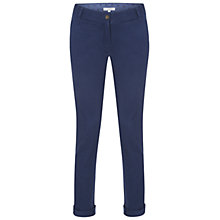 Buy White Stuff Tripper Chino Trousers, Ceramic Blue Online at johnlewis.com