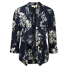 Buy Viyella Cupro Kimono, Ink Online at johnlewis.com