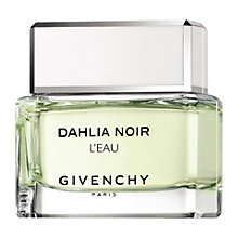 Buy Givenchy Dahlia Noir L'Eau Eau de Toilette Online at johnlewis.com