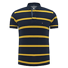 Buy Tommy Hilfiger Lenard Stripe Polo Shirt Online at johnlewis.com