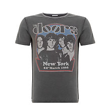 Buy Hilfiger Denim The Doors Print T-Shirt Online at johnlewis.com