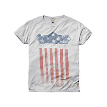 Buy Hilfiger Denim Lander Crew Neck T-Shirt Online at johnlewis.com