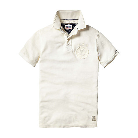 Buy Hilfiger Denim Stefan Short Sleeve Polo Shirt Online at johnlewis.com