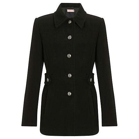 Buy John Lewis Button Detail Coat Online at johnlewis.com
