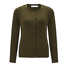 Buy COLLECTION by John Lewis Elisa Military Cardigan Online at johnlewis.com
