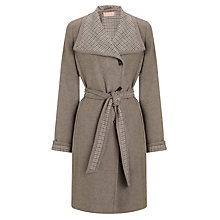 Buy John Lewis Lucy Wrap Coat, Camel Online at johnlewis.com