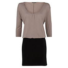 Buy Mango Combi Dress, Mystery Online at johnlewis.com