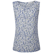 Buy White Stuff Carefree Vest Top, Double Cream Online at johnlewis.com