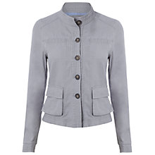 Buy White Stuff Yoko Jacket, Whisper Grey Online at johnlewis.com