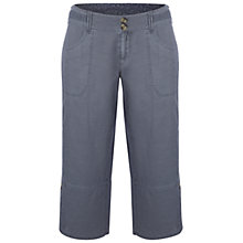 Buy White Stuff Summersday Cropped Linen Blend Trousers Online at johnlewis.com