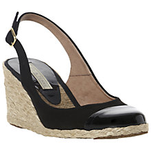 Buy Pied A Terre Chay Slingback Espadrille Wedge Sandals Online at johnlewis.com