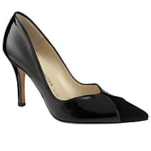 Buy Peter Kaiser Dorma Court Shoes, Black Online at johnlewis.com
