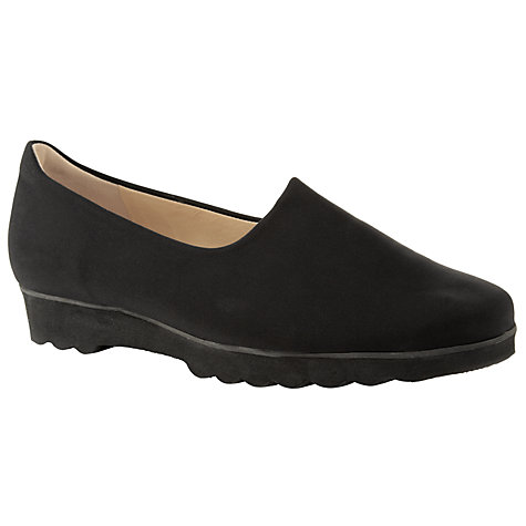 Buy Peter Kaiser Rondo Pumps, Black Online at johnlewis.com