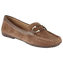 Buy John Lewis Paris Moccasin Shoes Online at johnlewis.com