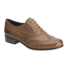 Buy Clarks Hamble Brogue Shoes Online at johnlewis.com
