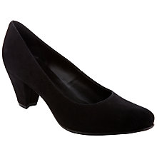 Buy John Lewis Sammie Court Shoes, Black Online at johnlewis.com