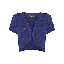 Buy Phase Eight Tamia Shrug, Indigo Online at johnlewis.com