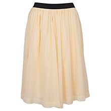 Buy French Connection Casablanca Skirt, Vanilla Cream/Multi Online at johnlewis.com