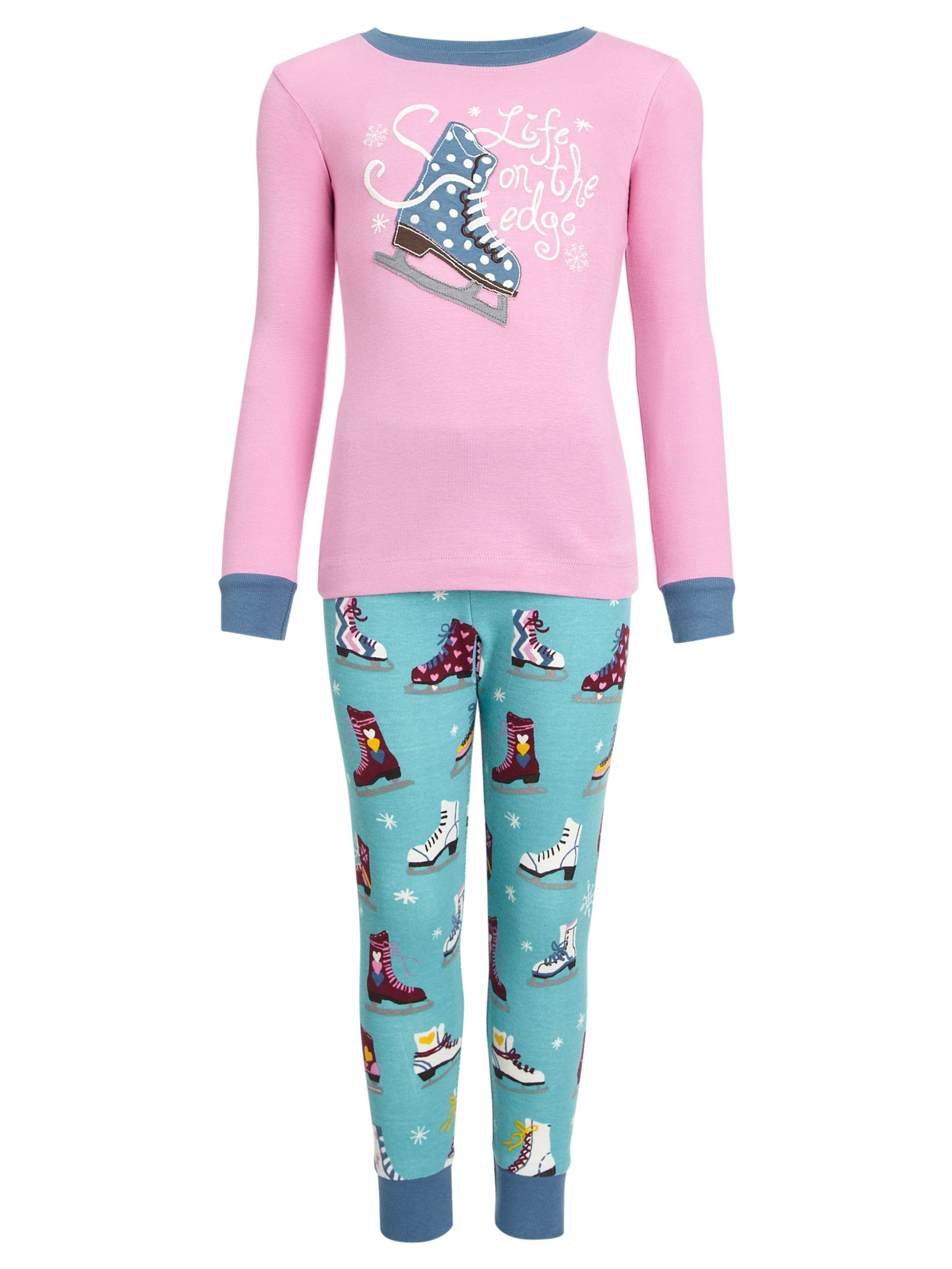 Hatley Life On the Edge Pyjamas, Multi