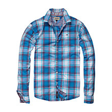 Buy Hilfiger Denim Tobert Check Long Sleeve Shirt Online at johnlewis.com