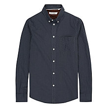 Buy Ben Sherman Gingham Check Long Sleeve Shirt Online at johnlewis.com