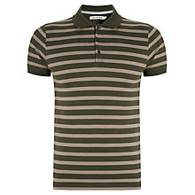 Buy Ben Sherman Stripe Short Sleeve Polo Shirt Online at johnlewis.com