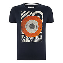 Buy Ben Sherman Crew Neck Target T-Shirt Online at johnlewis.com