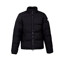 Buy Armani Jeans Quilted Jacket, Navy Online at johnlewis.com