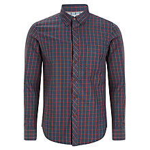 Buy Ben Sherman Tattersall Check Long Sleeve Shirt Online at johnlewis.com
