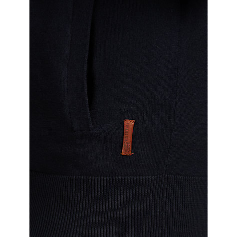 Buy Ben Sherman Lightweight Cotton Full- Zip Jumper Online at johnlewis.com