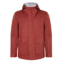 Buy Ben Sherman Waterproof Cagoule, Rosewood Online at johnlewis.com