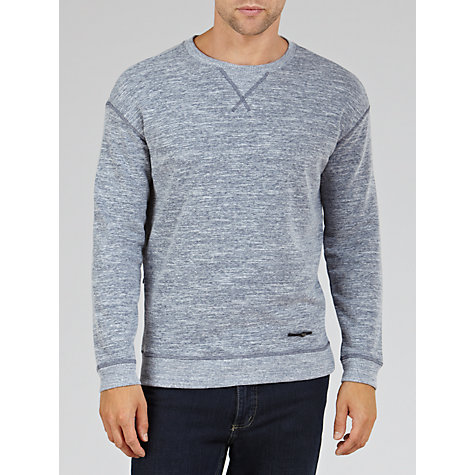 Buy Diesel Spatan Crew Neck Jumper Online at johnlewis.com