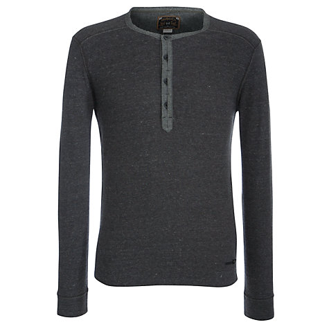 Buy Diesel T-Yamato Button Henley Top Online at johnlewis.com