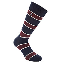 Buy Barbour Hexham Stripe Socks Online at johnlewis.com
