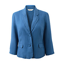 Buy East Fagot Detail Jacket, Ceramic Online at johnlewis.com