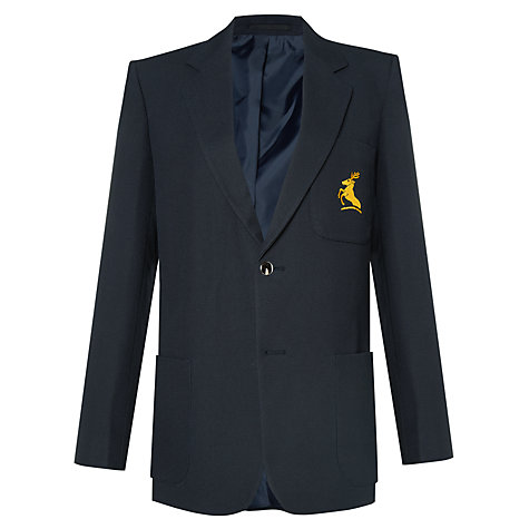 Buy Colfe's School Boys' Blazer, Navy Online at johnlewis.com