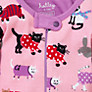 Buy Hatley Cats Sleepsuit Online at johnlewis.com