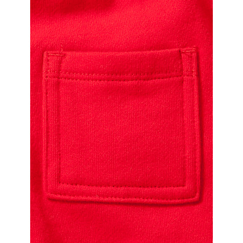 Buy John Lewis Joggers, Red Online at johnlewis.com