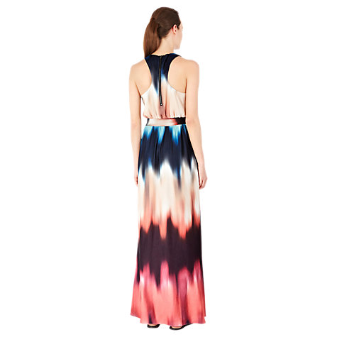 Buy Warehouse Splash Print Dress, Multi Online at johnlewis.com